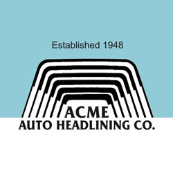 ACME-C-508 - 1958-59 Austin Healy Sprite All Top & Plastic Curtain