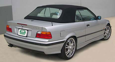 Bmw 1999 convertible for 1999 bmw 323i convertible rear window